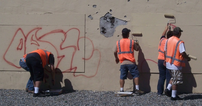 Graffiti Removal Program Image 2