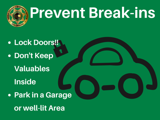 Prevent Break-ins