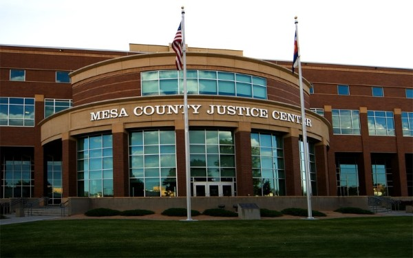 Mesa County Justice Center